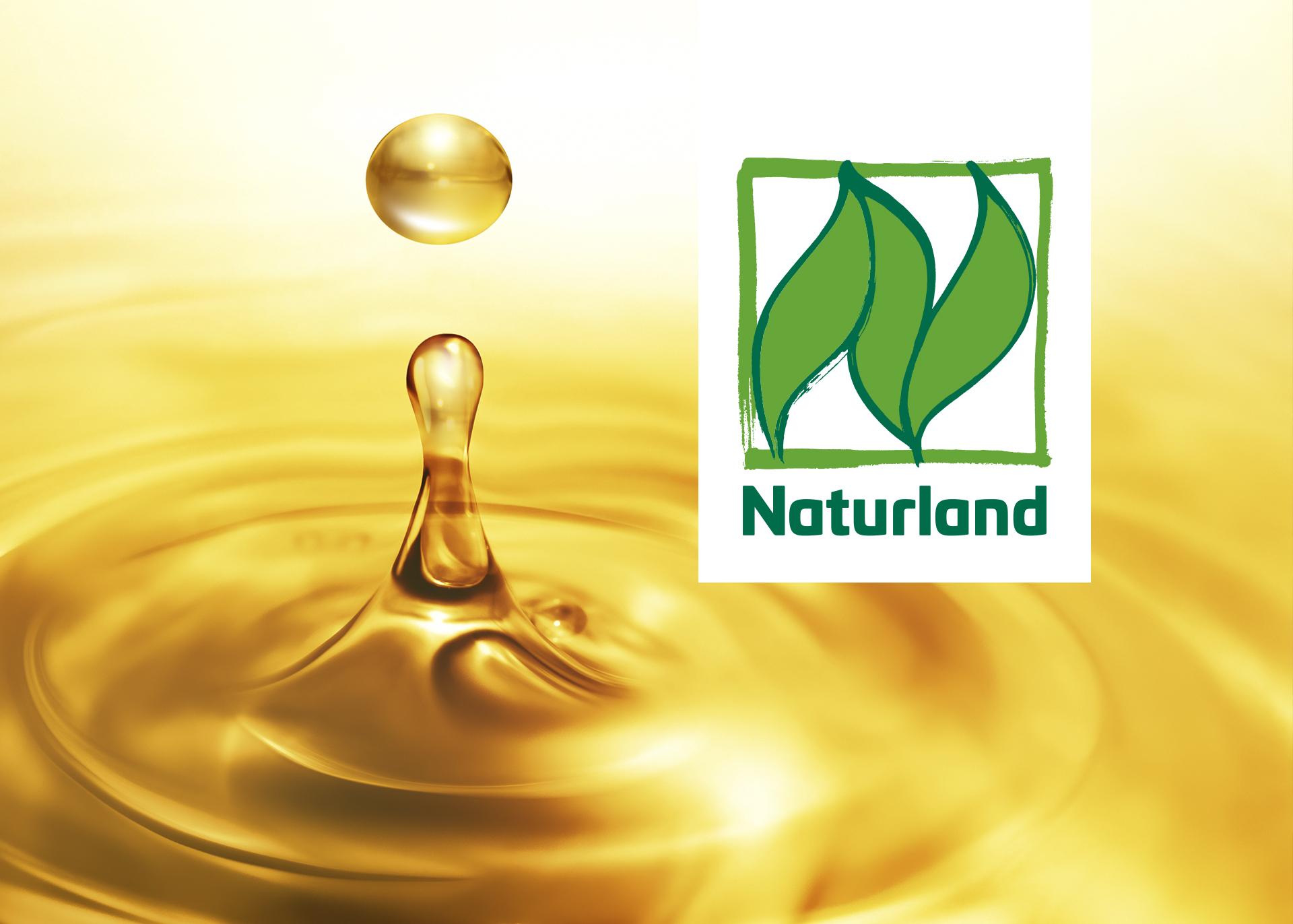 NEU: Naturland Produkte