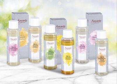 Cosmetic skin care oils