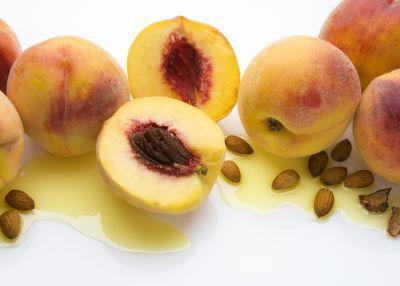Pfirsichkernöl